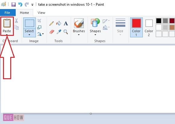 take a screenshot in windows 10-3