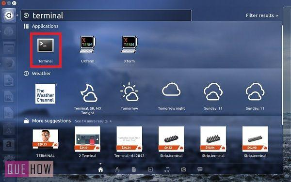 How to Create Desktop icons in Ubuntu 14.04