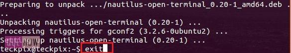 how-to-open-a-folder-using-terminal-in-ubuntu-14-04