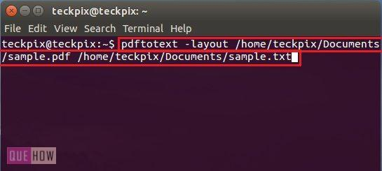 how-to-convert-pdf-file-to-text-file-in-ubuntu-14-04