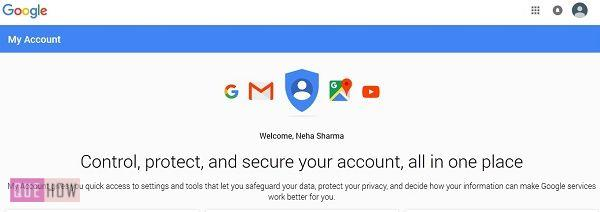 How to delete a gmail account - QueHow