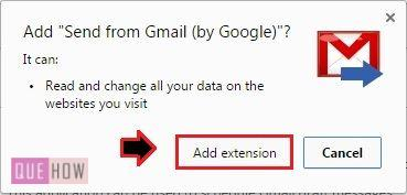 how to add receipt confirmation in gmail