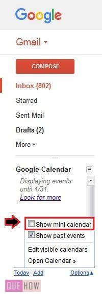 how to add gmail to calendar