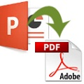 How to convert PDF to PowerPoint Presentation