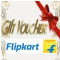 How to get a flipkart gift card