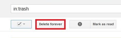 how-to-empty-trash-in-gmail