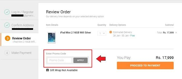 how-to-use-snapdeal-promo-code