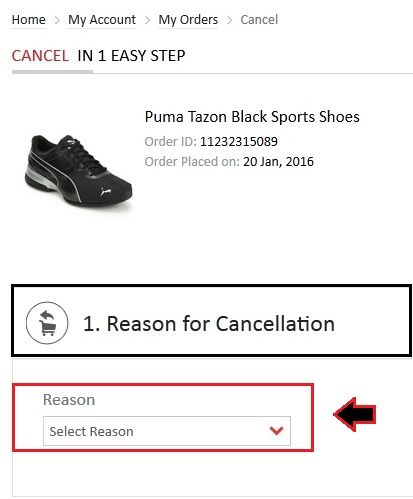 how-to-cancel-order-in-snapdeal