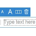 How to add text in PDF