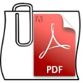 How to attach a file to a PDF document