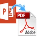 How to convert PPT to PDF