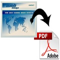 How to convert web page to PDF file