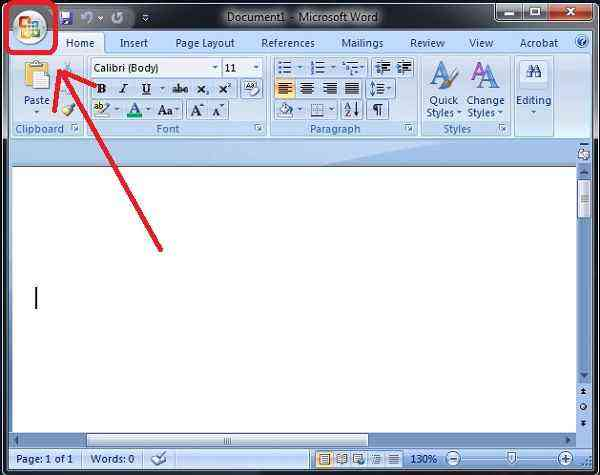 How to change the default file format in Microsoft Word - QueHow