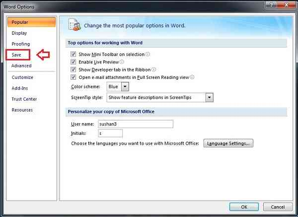 how-to-change-default-file-format-in-microsoft-word
