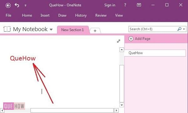 How-to-conver-handwritting-to-text-in-onenote-2016-step-8