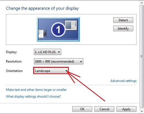 how-to-rotate-screen-in-windows-7-method-1-step-2