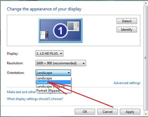 how-to-rotate-screen-in-windows-7-method-1-step-3