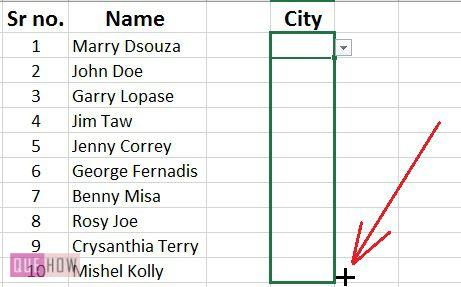 how-to-create-a-drop-down-list-in-ms-excel-2016-step-7