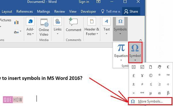 how-to-insert-symbols-in-ms-word-2016-step-3