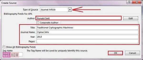 How-to-create-and-insert-citaion-in-MS-Word-2016-step-4