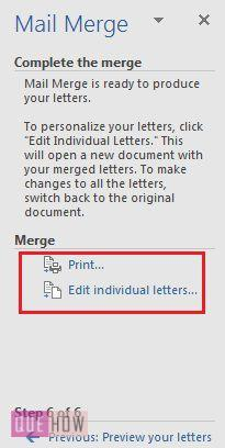 how-to-use-mail-merge-in-ms-word-2016-step-13