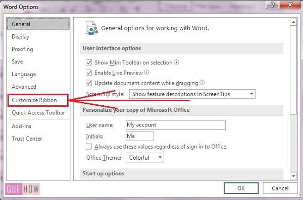 how-to-insert-clickable-checkbox-in-ms-word-2016-step-03
