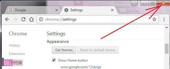 how-to-change-homepage-on-chrome-step-5