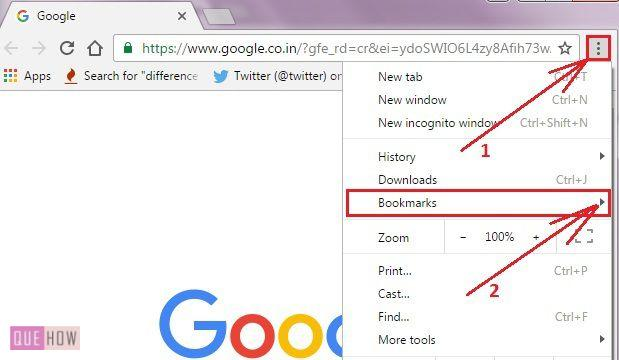 How to Export Bookmarks in Google Chrome? (with Pictures