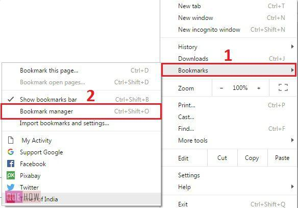 how-to-delete-all-bookmarks-in-chrome-step-2