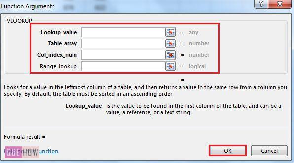 how-to-use-vlookup-in-ms-excel-2016-step-7