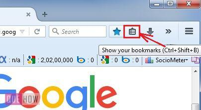 how-to-import-bookmarks-from-google-chrome-in-mozilla-firefox-step-1
