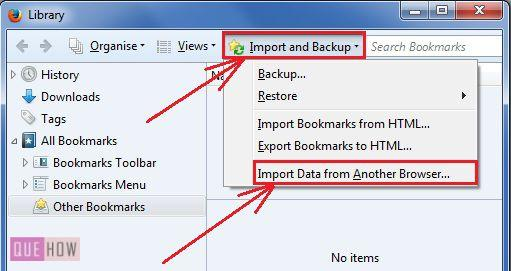 how-to-import-bookmarks-from-google-chrome-in-mozilla-firefox-step-3