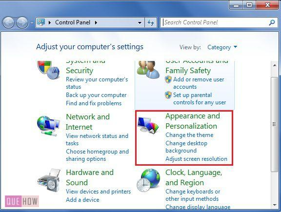 how-to-set-screensaver-in-windows-7-step-2