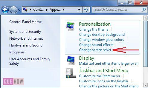 how-to-set-screensaver-in-windows-7-step-3