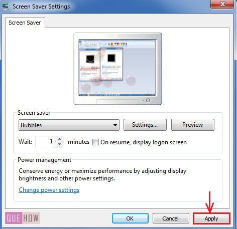 how-to-set-screensaver-in-windows-7-step-7