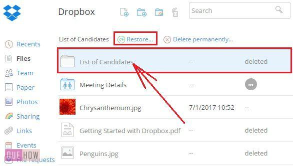 How-to-recover-deleted-files-in-Dropbox-step-3