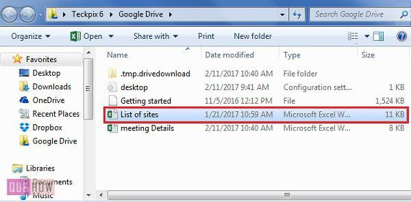 How to Upload and Download File in Google Drive? (with Pictures