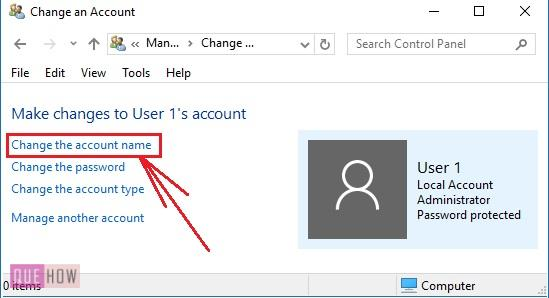 How to Change User Account Name in Windows 10-3