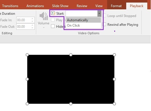 How to embed a youtube video in powerpoint - 07