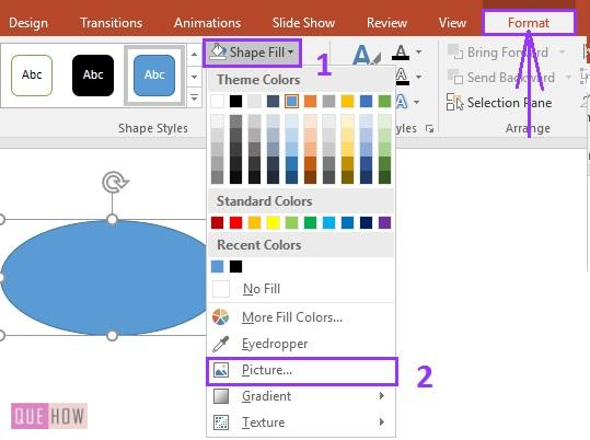 How to make a picture transparent in powerpoint 1-3-1