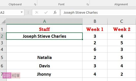 How to Concatenate in Excel 12