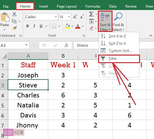 How to add in Excel-011