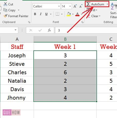 How to add in Excel-05