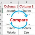 compare two columns in Excel Feature image