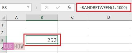 generate random number in excel 4