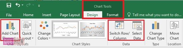 Graph in Excel - 5