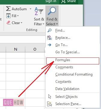 Lock Formulas or a Cell in Excel - 7