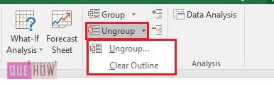 Goup in Excel - 12