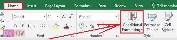 Highlight Duplicates in Excel-2