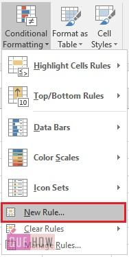 Highlight Duplicates in Excel-5